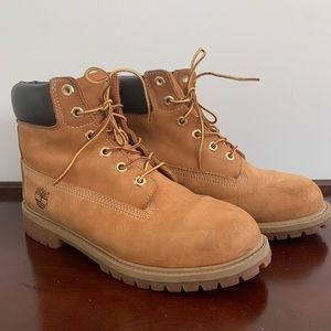 Timberland - Suede Work Shoes - Men's Shoes - GUC